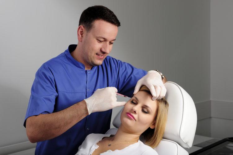 Botox dr Kłak