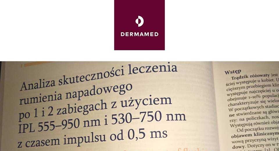 Publikacja zespołu Dermamed