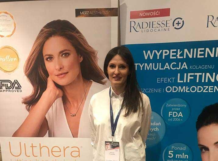 Dr Katarzyna Nowogrodzka z Dermamed uczestniczyła w XX Kongresie Dermatologii Estetycznej i Medycyny Anti-Aging