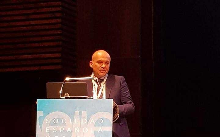 Prof. Paweł Surowiak z Dermamed wygłosił wykład na kongresie SEME2019 – kongresie Hiszpańskiego Towarzystwa Medycyny Estetycznej w Maladze