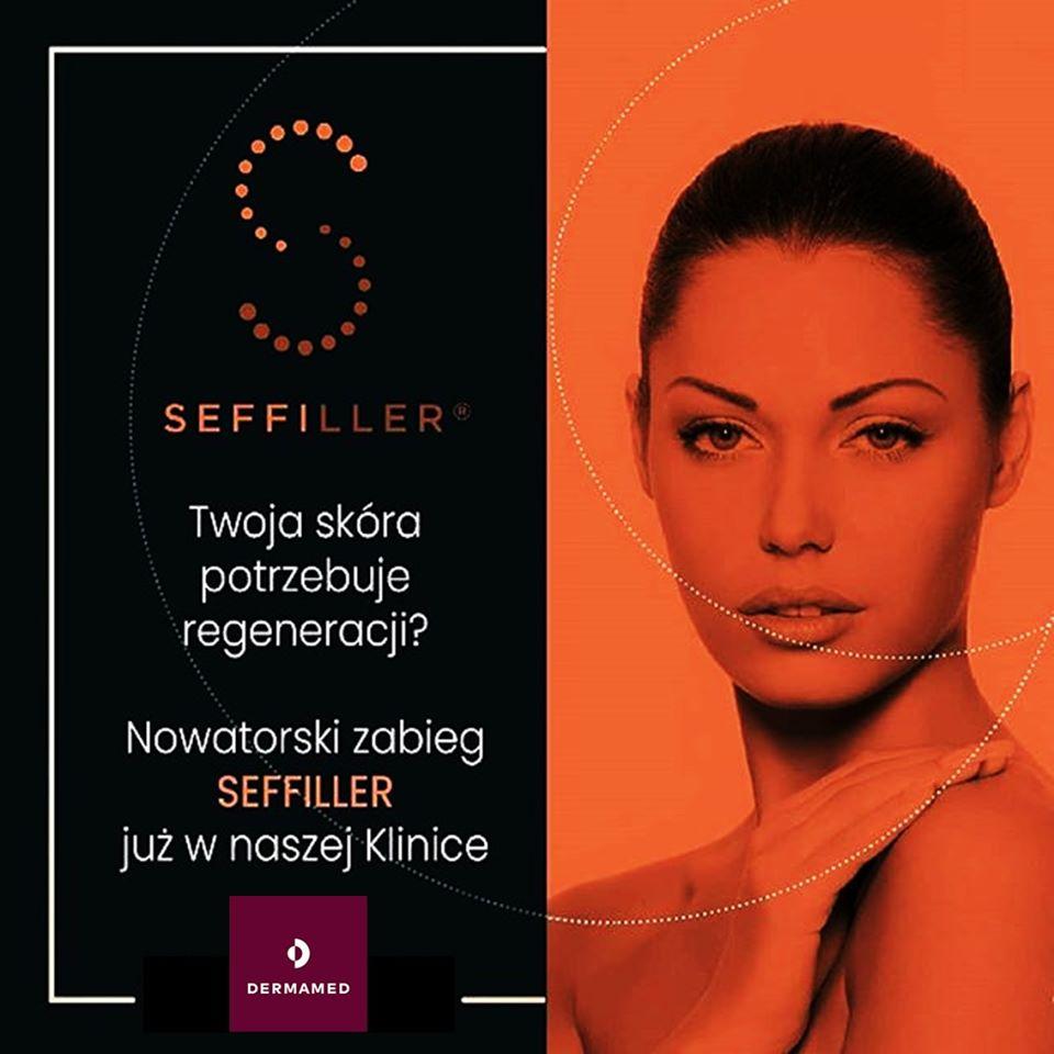 Zapraszamy do Dermamed na nowy zabieg regenerujący skórę – Seffiller