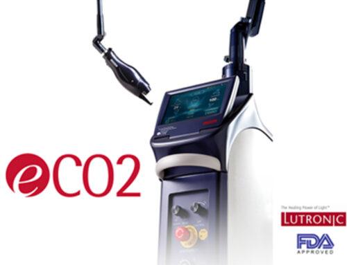 Kolejny laser frakcyjny w Dermamed Centrum Medycyny Estetycznej i Laseroterapii – laser eCO2 firmy LUTRONIC