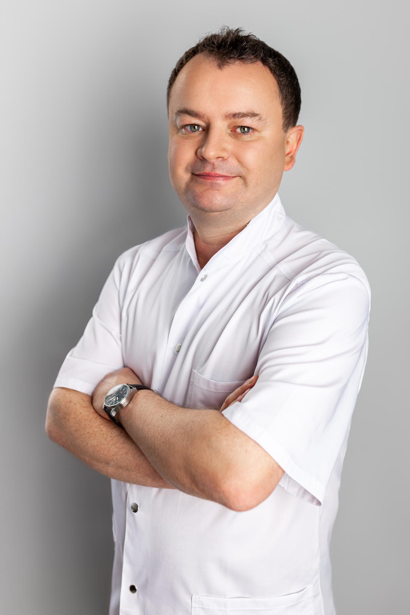 Dr hab. n. med. Marcin Frączek